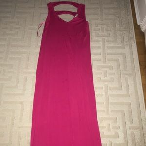 Ankle length, comfortable dress